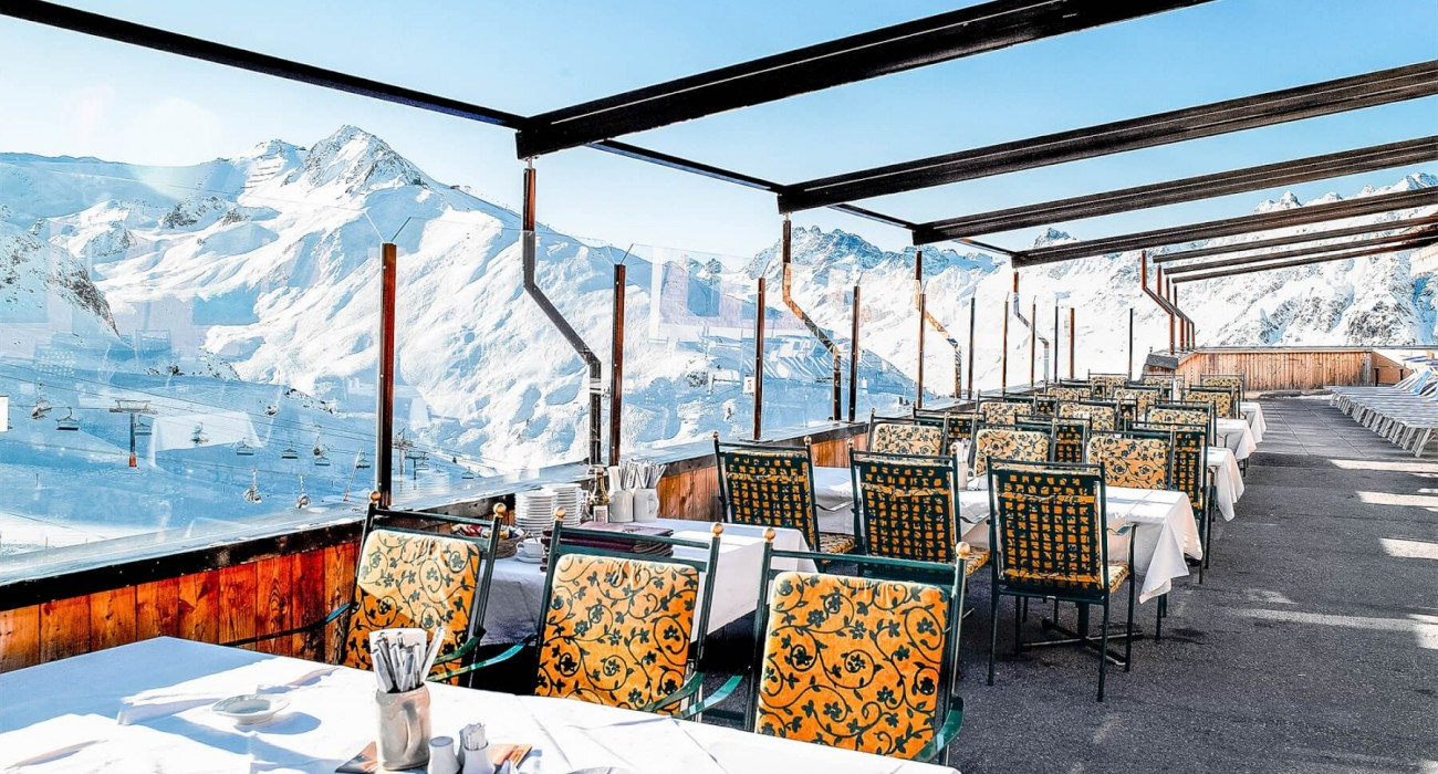 Bergrestaurants Ischgl